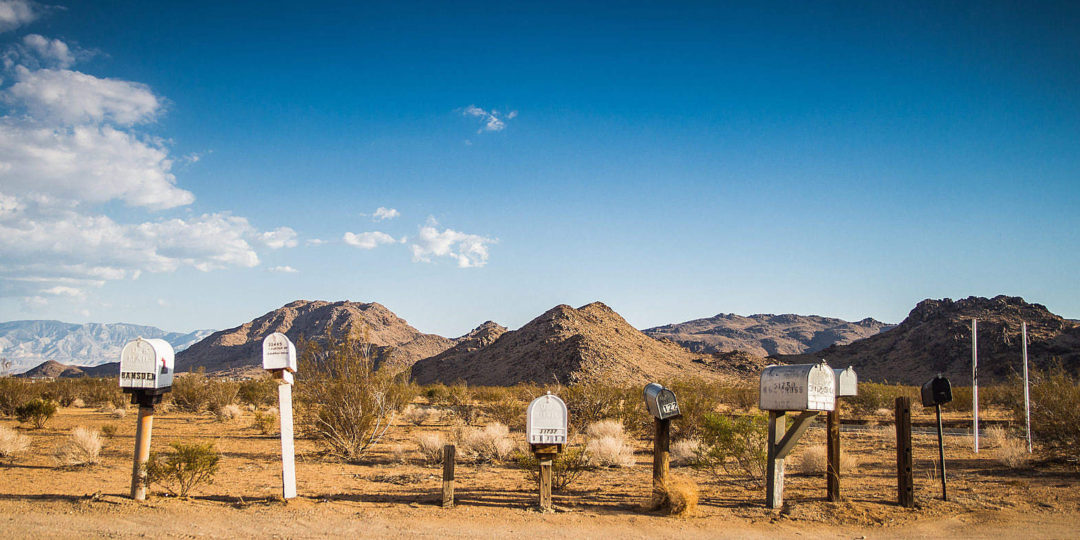 Not Another Agency Email Marketing blog post Letterboxes